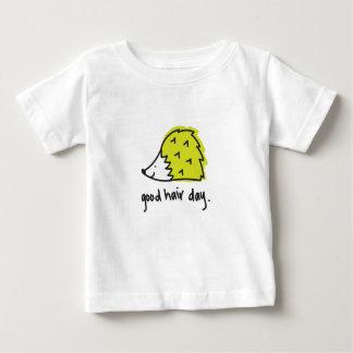 Camiseta del erizo del bebé/de los niños