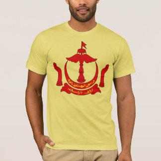 Camiseta del escudo de armas de Brunei
