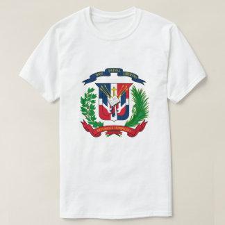 Camiseta del escudo de armas de la República