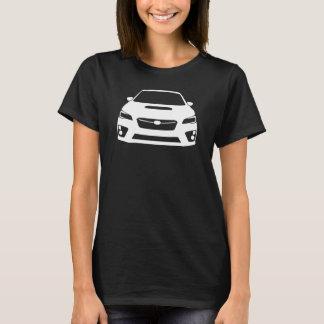 Camiseta del esquema del STI de Subaru WRX