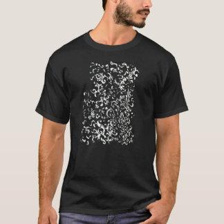 Camiseta del estilo de Tribals