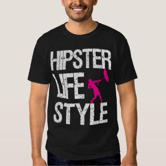 Camiseta del estilo de vida del inconformista