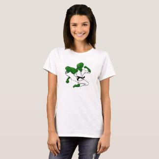 Camiseta del extranjero del Taekwondo