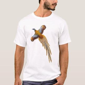 Camiseta del faisán de Reeves