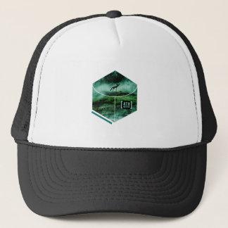 Camiseta del fennec de la naturaleza gorra de camionero