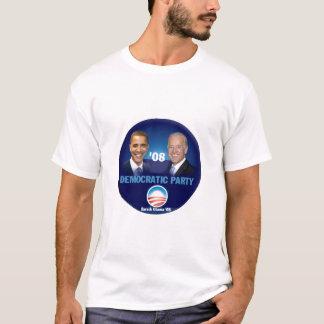 Camiseta del fiesta Democratic