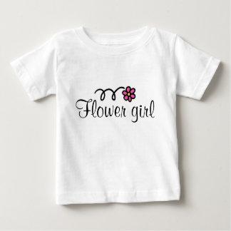Camiseta del florista para los niños con la
