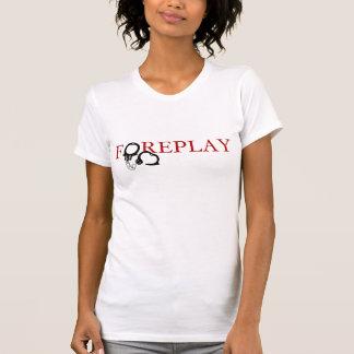 Camiseta del Foreplay (con las esposas)