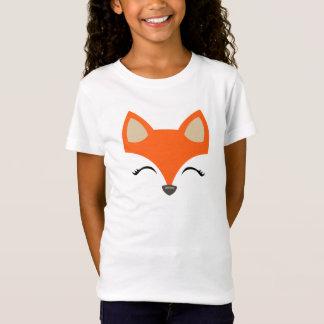 Camiseta del Fox para los niños