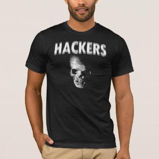 Camiseta del friki de los piratas informáticos