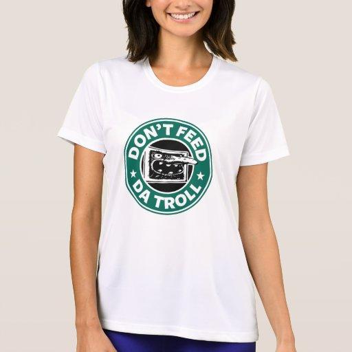 Camiseta del funcionamiento de las señoras del due