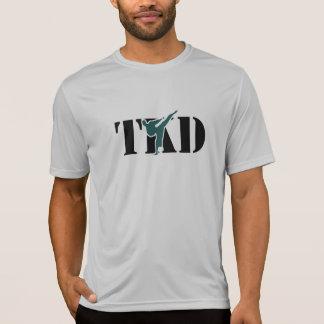"Camiseta del funcionamiento del Taekwondo ""TKD"""