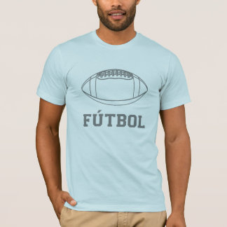 Camiseta del fútbol de Fútbol