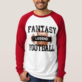 Camiseta del fútbol de la fantasía