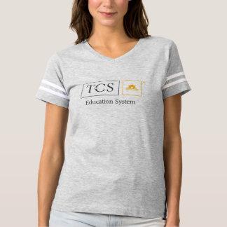 Camiseta del fútbol de las mujeres del sistema