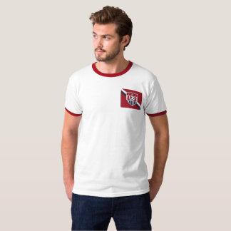Camiseta del fútbol de los E.E.U.U.