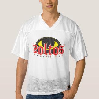 Camiseta del fútbol de los hombres