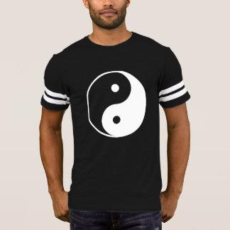 Camiseta del fútbol de Yin y de Yang
