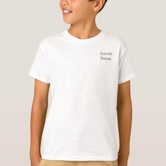 camiseta del ganso del pato del pato [ganso del