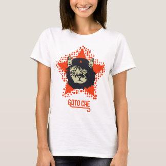 Camiseta del gato de Che Guevara
