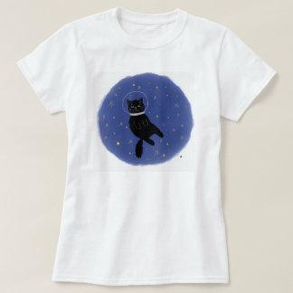 Camiseta del gato de Cosmo