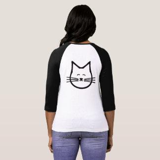 Camiseta del gato del gatito