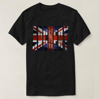 Camiseta del GB Union Jack del tiro al arco