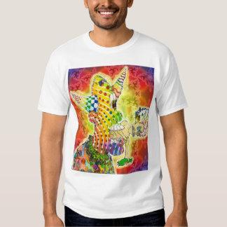Camiseta del genio del payaso