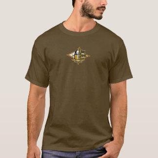 Camiseta del golf del club de Pau Hana