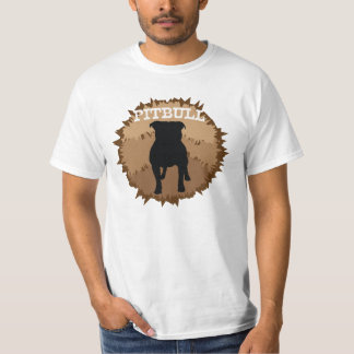 Camiseta del gráfico de Pitbull