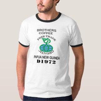 Camiseta del guardabosques del diseño del libre