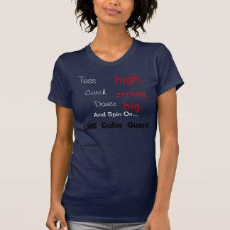 Camiseta del guardia de honor