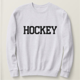 Camiseta del hockey