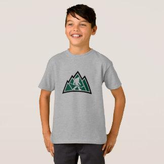 Camiseta del hockey de Sasquatch de los niños