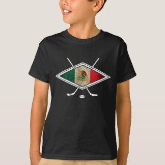 Camiseta del hockey sobre hielo de México -
