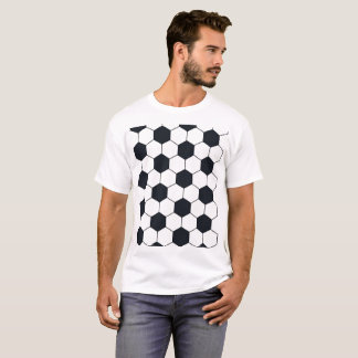 Camiseta del hombre del fútbol/del fútbol
