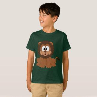 Camiseta del hombre joven