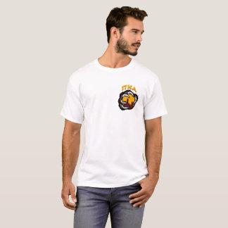 Camiseta del horizonte de Pike Chicago