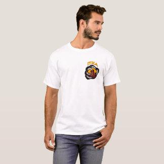 Camiseta del horizonte de Pike Dallas