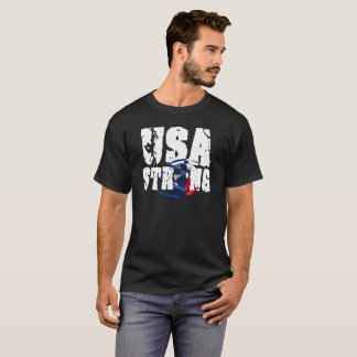 Camiseta del huracán fuerte de los E.E.U.U.