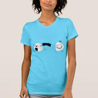 Camiseta del hurto de Kawaii Onigiri