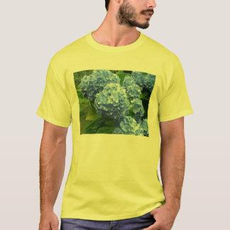 Camiseta del Hydrangea