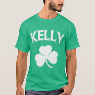 Camiseta del irlandés de Kelly