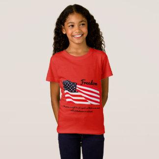 Camiseta del jersey de la multa de la bandera de