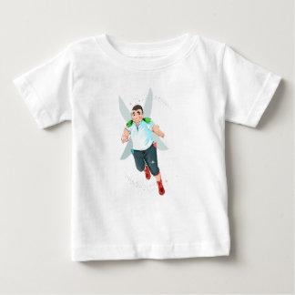 Camiseta del jersey de la multa del bebé de Bubba