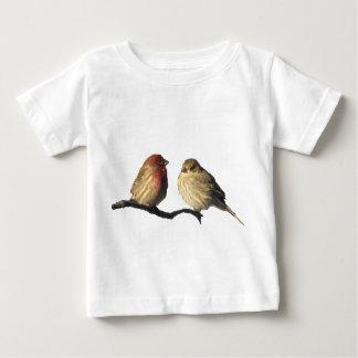 Camiseta del jersey de la multa del bebé de los