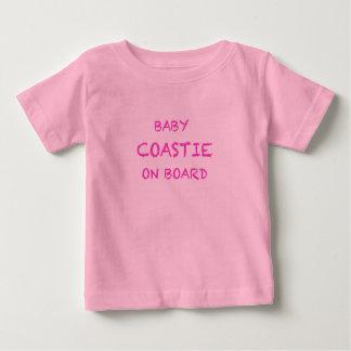 Camiseta del jersey de la multa del bebé de USCG