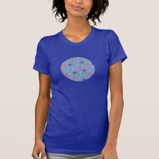 Camiseta del jersey de las mujeres chinas de las