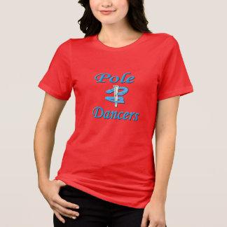 Camiseta del jersey del ajuste cómodo de Bella de