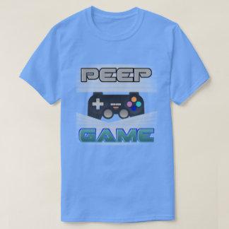 Camiseta del juego del pío